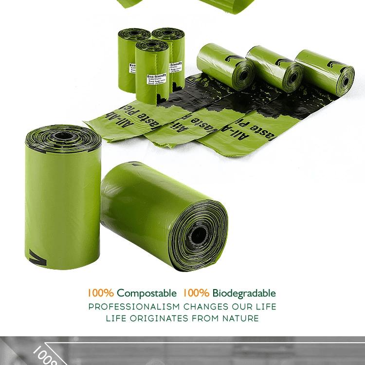 biodegradable dog poop bag China