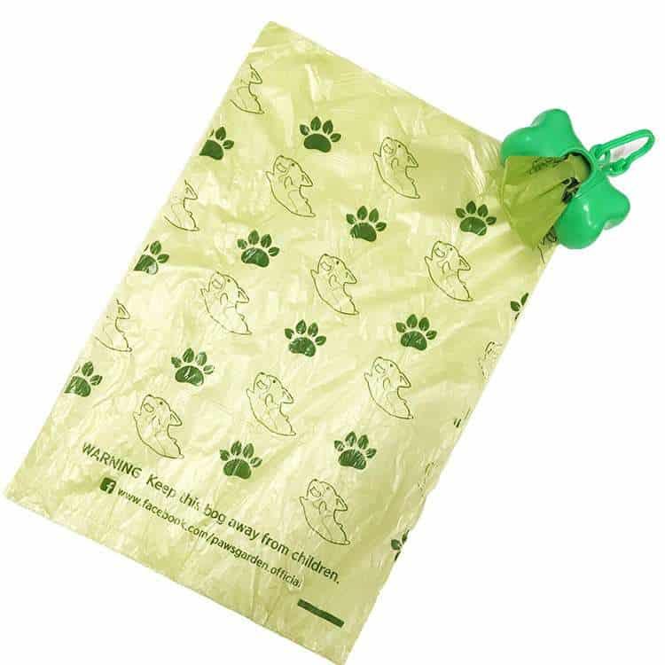 biodegradable dog poop bag manufacturer