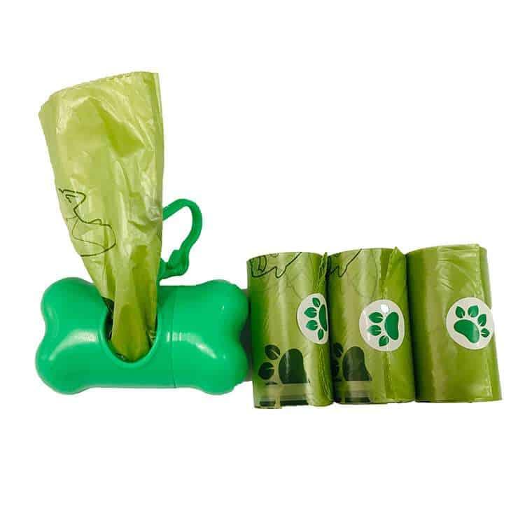 biodegradable dog poop bag supplier