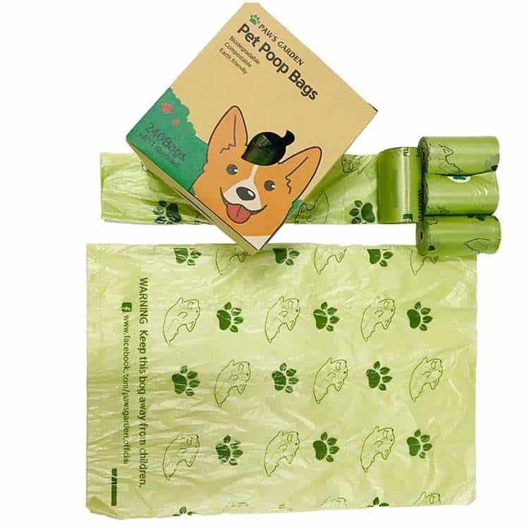 biodegradable dog poop bag wholesale