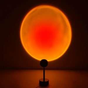 sunset lamp factory