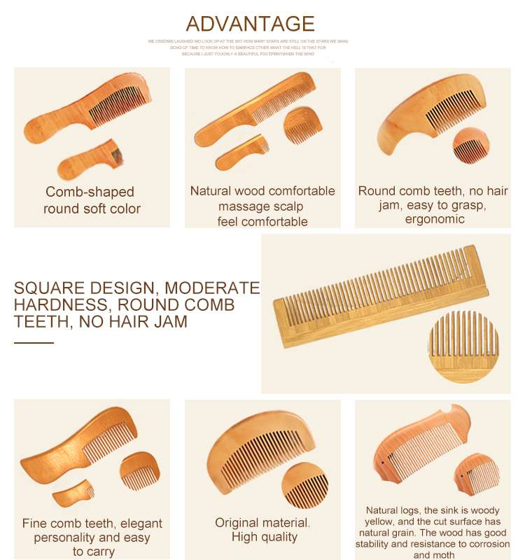 bamboo comb supplier