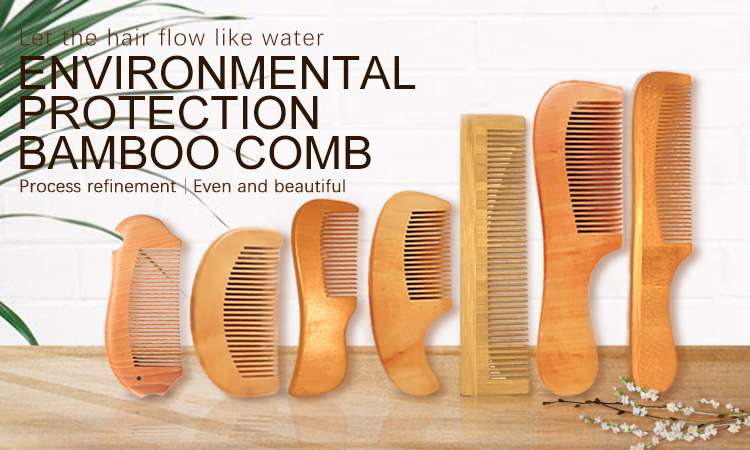 bamboo comb wholesale