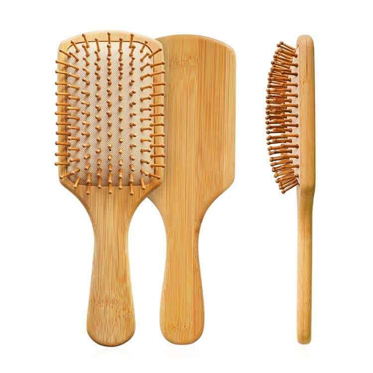 bamboo hair brush factory