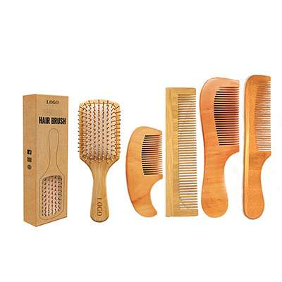 bamboo hair brush manufacturer