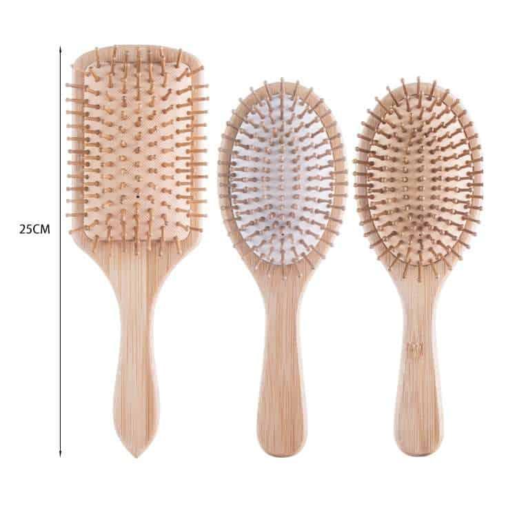 bamboo hair brush supplier
