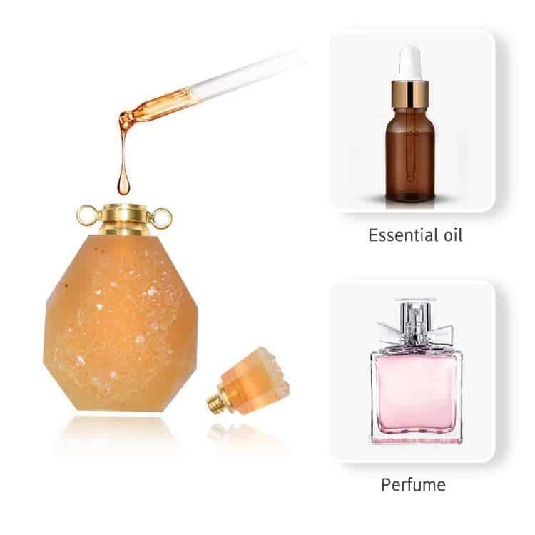Crystal Bottle Necklace wholesale