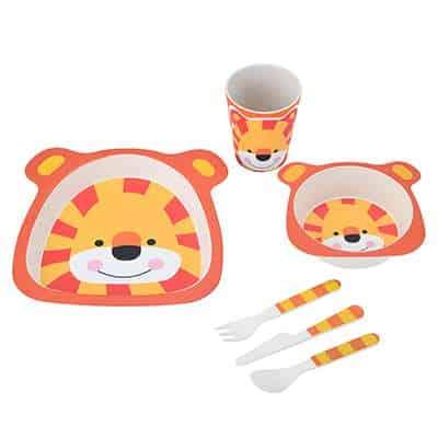 PLA Kids Dinnerware Set factory