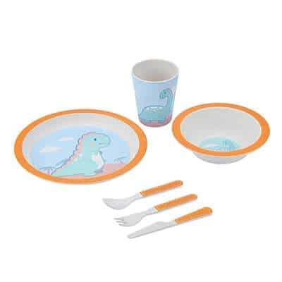 PLA Kids Dinnerware Set supplier