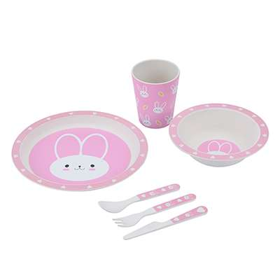 PLA Kids Dinnerware Set wholesale
