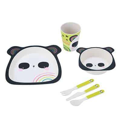 PLA Kids Dinnerware Set