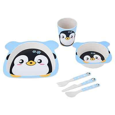 PLA Kids Dinnerware Sets supplier