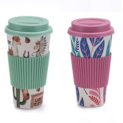 PLA Reusable Coffee Cup Manufacturer