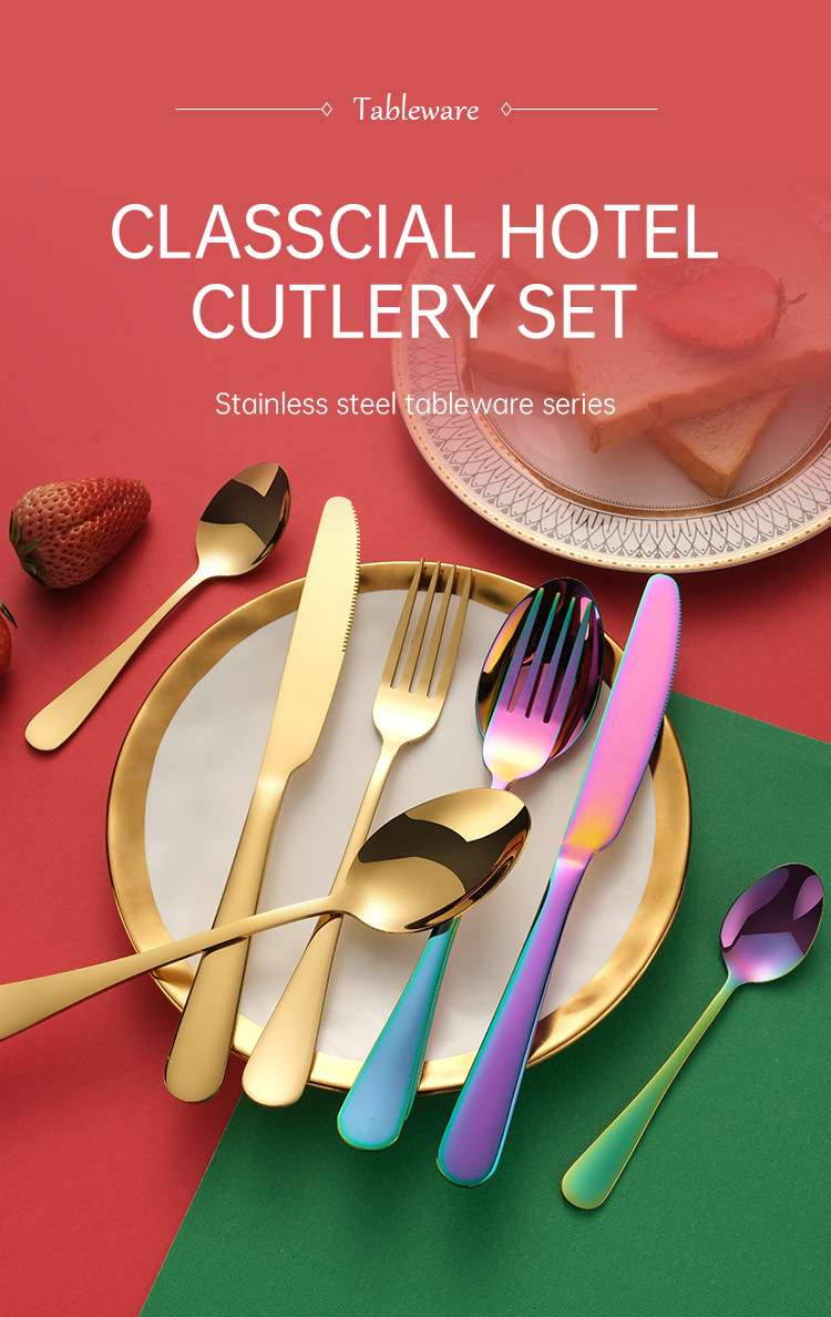 Stainless Steel Cutlery Set manufacturer