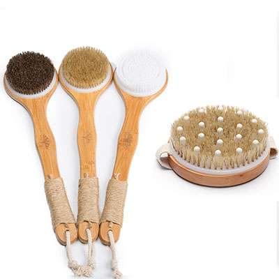 bamboo bath brush manufacturer