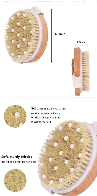 bamboo bath bursh manufacturer