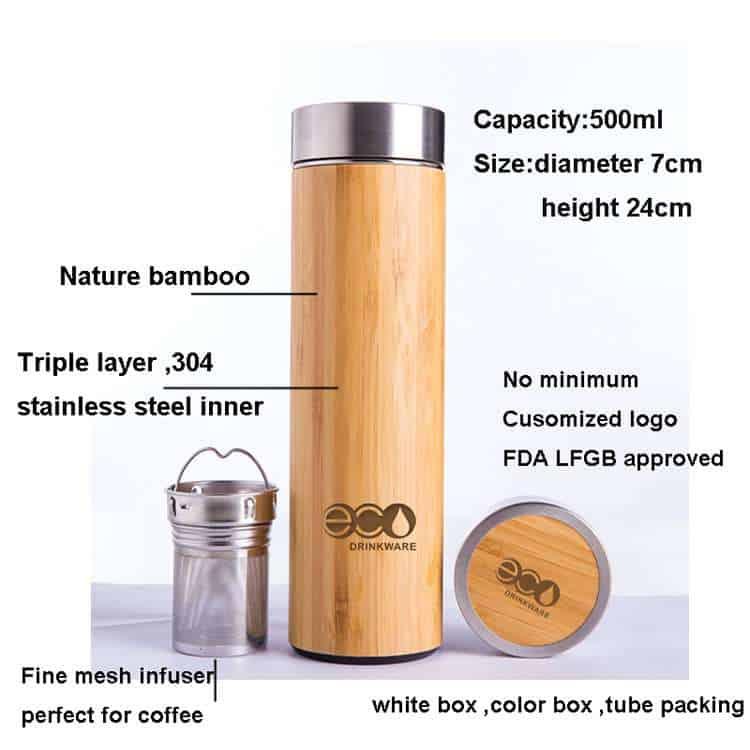 bamboo bottle factory