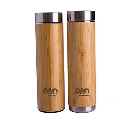 bamboo water bottle manufacturer