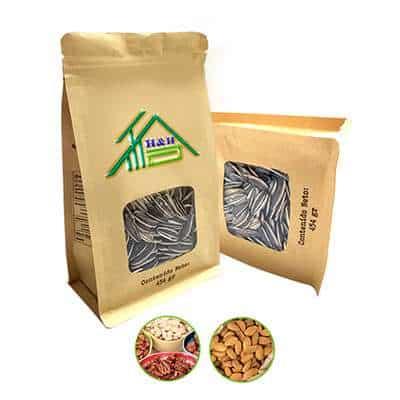 biodegradable kraft bags supplier