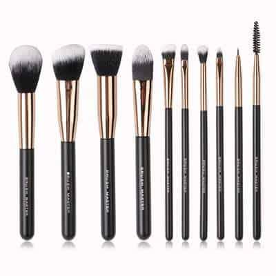 biodegradable makeup brush factory
