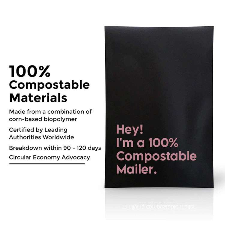 compostable mailer bags manufacturer