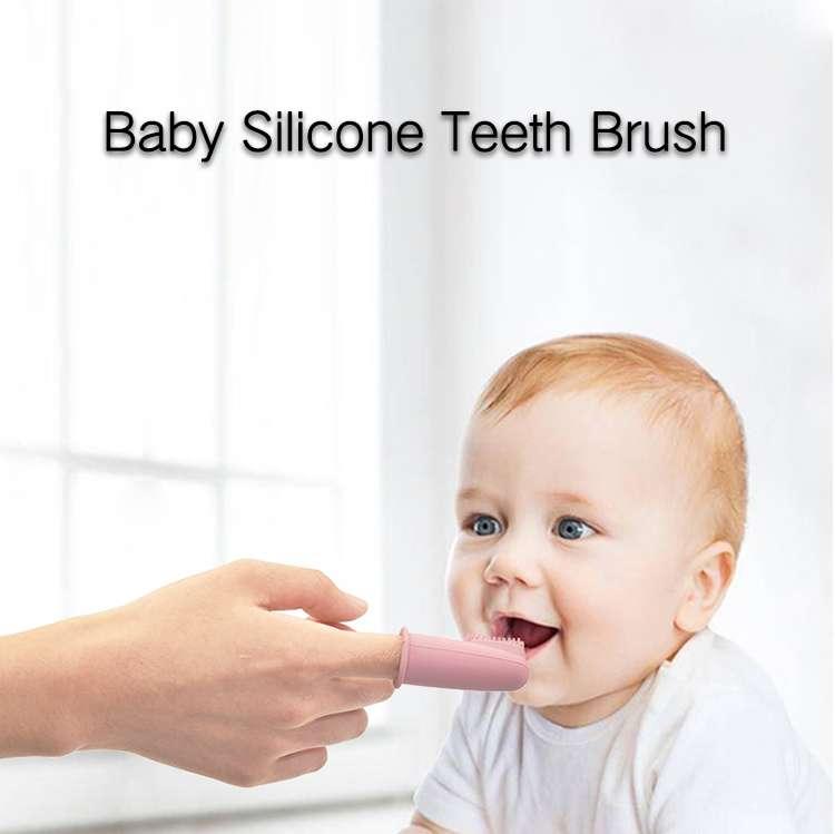 finger toothbrush supplier