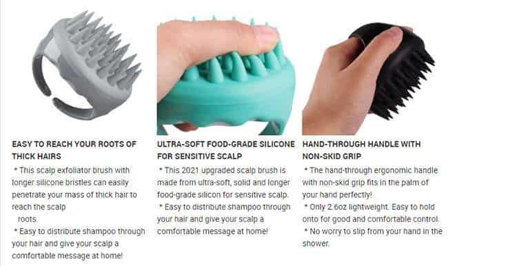 hair massager supplier