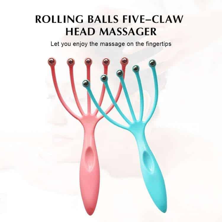 head massager supplier