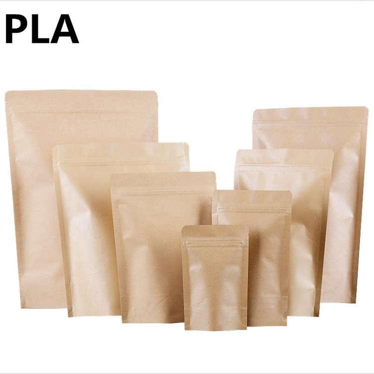 kraft biodegradable bags