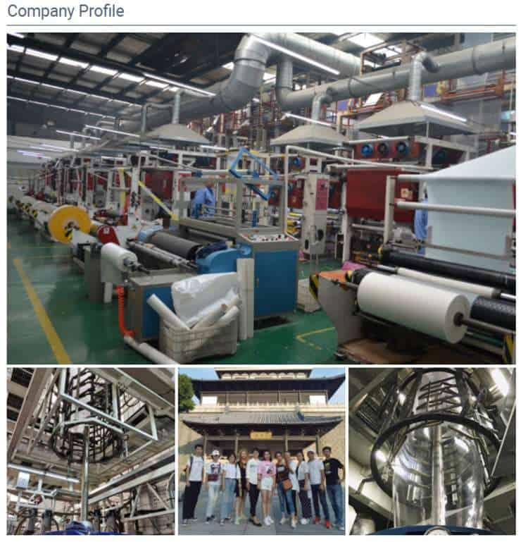 pla film factory