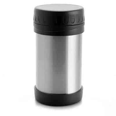 stainless steel food jars factory