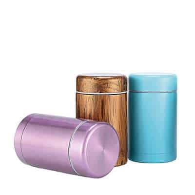 stainless steel food jar manufacturer