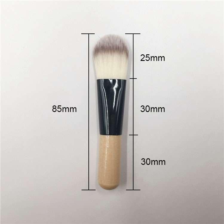 wcustom wood concealer brush