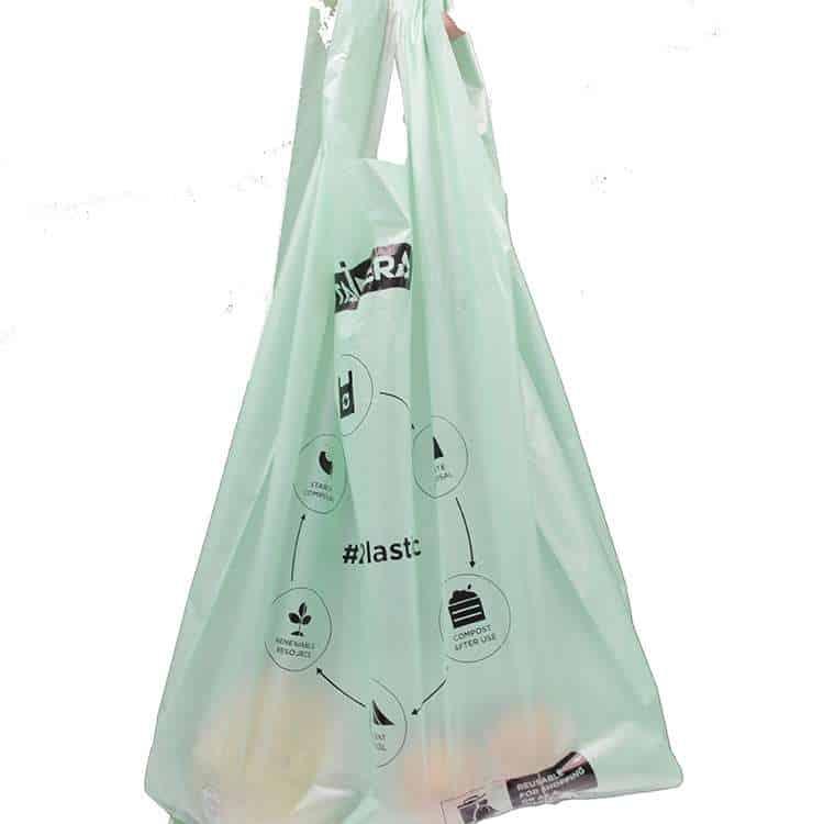 PLA Shopping bag WHOLESALE
