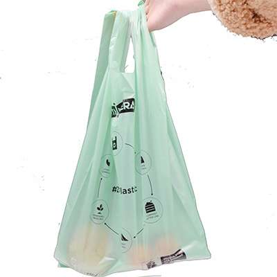 Biodegradable Shopping Bags Manufacturer