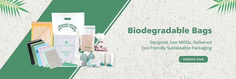 biodegradable garbage bags factory